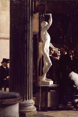 Anatomy Lesson by Giacomo Favretto