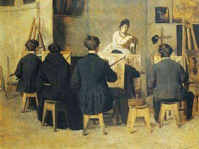 School of Painting, 1871