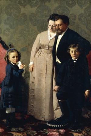 The Family Guidini, 1873