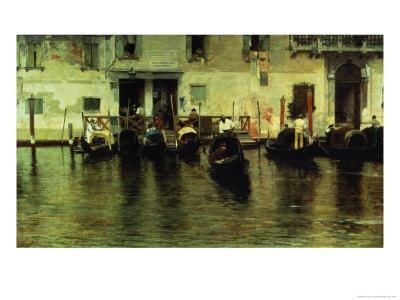 Traghetto Della Maddalena, 1887