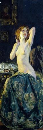 In Mirror, 1914