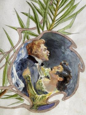 Scene from Tosca, Opera by Giacomo Puccini