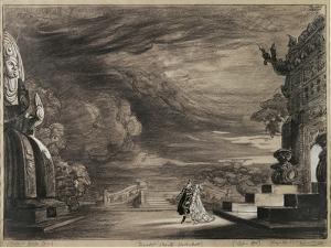 Set Design to Turandot by Giacomo Puccini