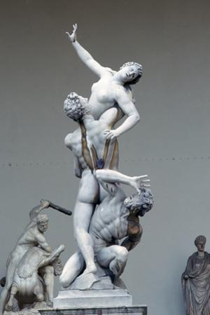 The Rape of the Sabine Women, C1583