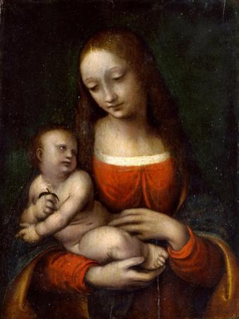Virgin and Child, 1510-1515