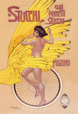 Stucchi Bicycles by Gian Emilio Malerba