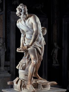 David by Gian Lorenzo Bernini