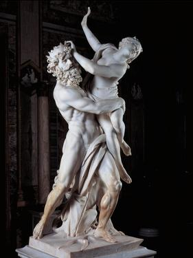 Rape of Prosperpina by Gian Lorenzo Bernini