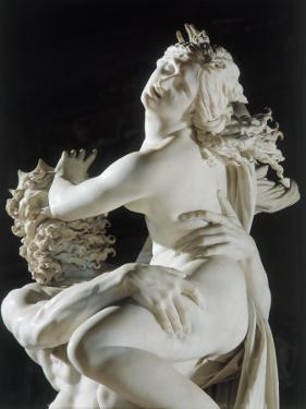 The Abduction of Proserpine, 1621, Marble by Gian Lorenzo Bernini