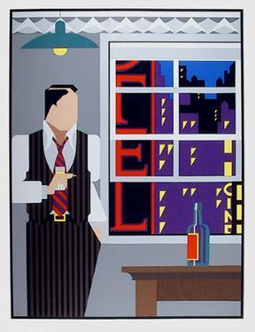 Traveling Salesman by Giancarlo Impiglia