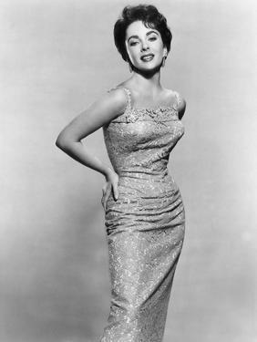 Giant, Elizabeth Taylor, 1956 (b/w photo)