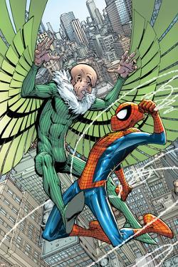 Giant-Size Spider-Man No. 1: Spider-Man, Vulture