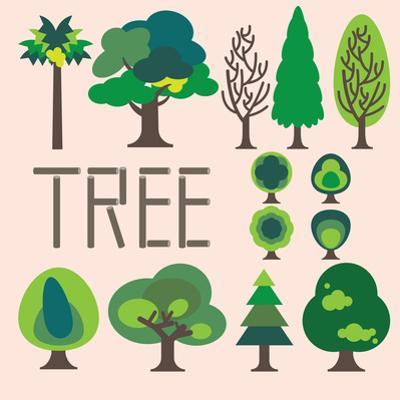 TREE by giantapplelim