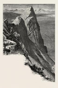 Gibraltar and Spain, 19th Century