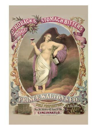Dr. Roback's Stomach Bitters