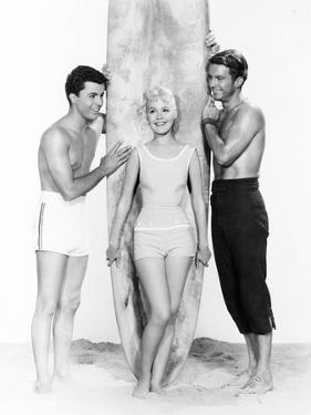 Gidget, James Darren, Sandra Dee, Cliff Robertson, 1961