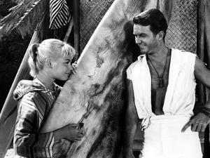 Gidget, Sandra Dee, Cliff Robertson, 1959