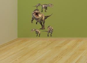 Giganotosaurus Layout