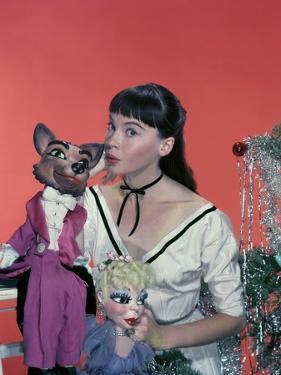GIGI, 1958 directed by VINCENTE MINNELLI Leslie Caron (photo)