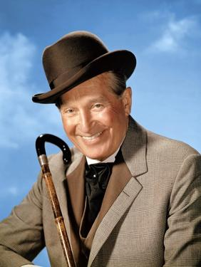 GIGI, 1958 directed by VINCENTE MINNELLI Maurice Chevalier (photo)