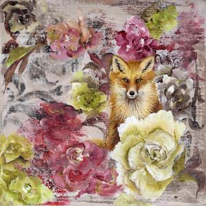 Hiding Fox by Gigi Begin