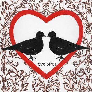 Love Birds by Gigi Begin