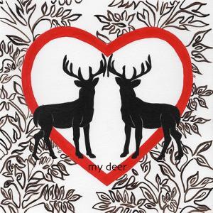 My Deer by Gigi Begin