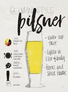 Pilsner by Gigi Louise