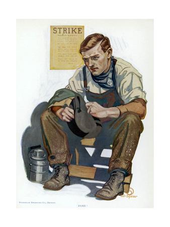 Social, Man on Strike