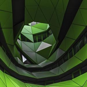 Green Offices by Gilbert Claes