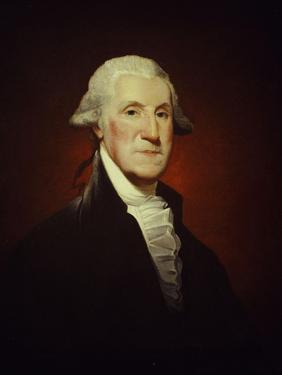 The Steigerwalt-Parker-Hart Portrait of George Washington by Gilbert Stuart