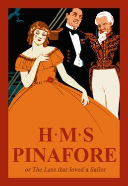 Gilbert & Sullivan: H.M.S. Pinafore, or The Lass That Loved A Sailor