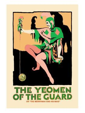 Gilbert & Sullivan: The Yeomen of the Guard (The Jester)