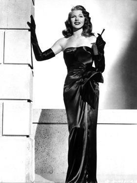 Gilda De Charlesvidor Avec Rita Hayworth 1946