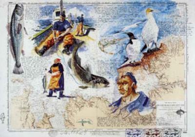 De l'Ile de Batz aux Sept Iles