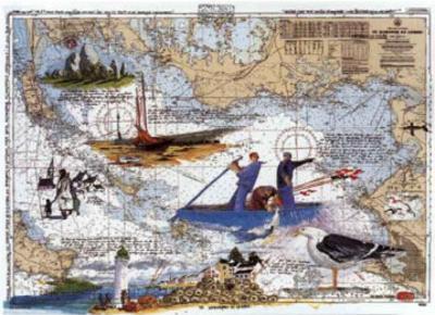 De Quiberon au Croisic