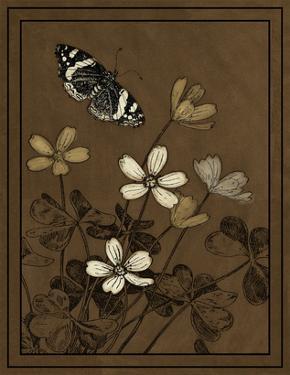 Gilded Blossom II