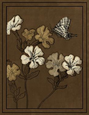 Gilded Blossom III