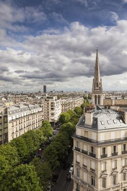 American Cathedral, Paris, France, Europe by Giles Bracher