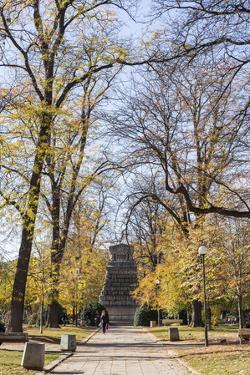 Doktorska, Park, Sofia, Bulgaria, Europe by Giles Bracher
