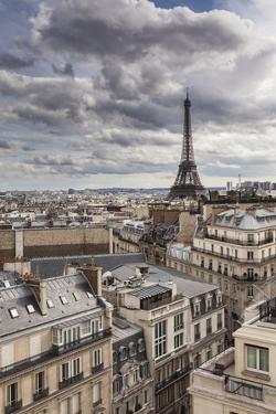 Eiffel Tower, Paris, France, Europe by Giles Bracher
