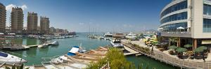 Ocean Village, Casino and Marina Development in Gibraltar, Mediterranean, Europe by Giles Bracher