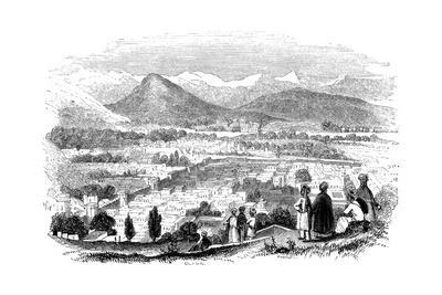View of Cabul, 1847