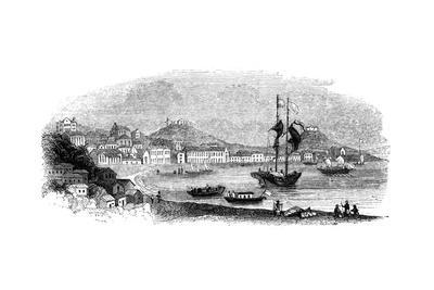 View of Macao, 1847