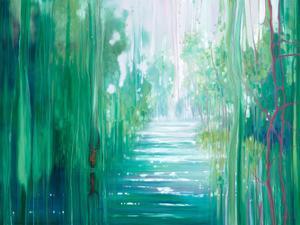 Emerald Hart by Gill Bustamante