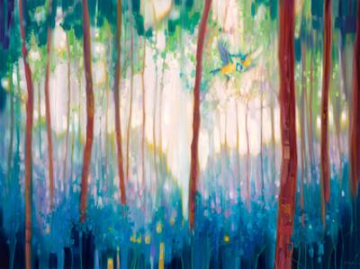 Jubilant Spring by Gill Bustamante