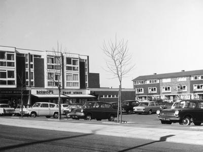 'Modern' Car Park 1960S