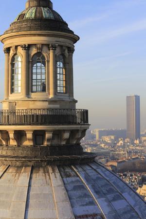 Panthéon, lanternon by Gilles Codina