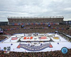 Gillette Stadium 2016 NHL Winter Classic
