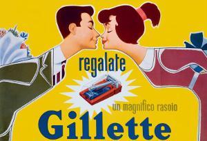 Gillette un Magnifico Rasoio
